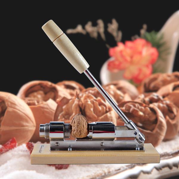 Mechanical Sheller Walnut Nutcracker Fast Opener Kitche