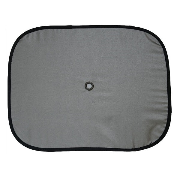 Nylon Imitation Cloth Car Side Window Reflective Wind Shield Shade Sun Block Protection