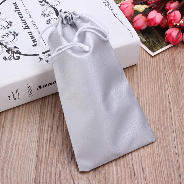 Sun Glassess Eyeglasseess Glas​ses Nylon Drawstring Dust Pouch Carry Bag