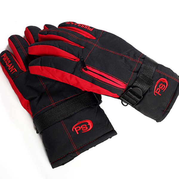 Unisex Ski Gloves Waterproof Windproof Warm Gloves Outdoor Motorcycle Cycling Gloves