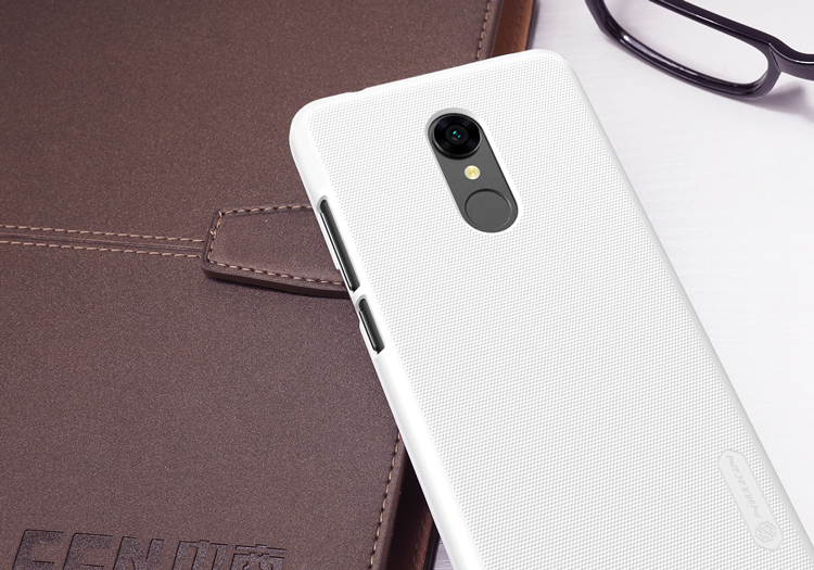 NILLKIN Frosted Shield PC Hard Back Protective Case For Xiaomi Redmi 5