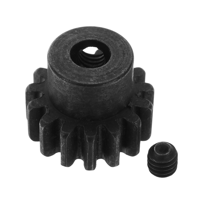DHK Hobby 8381-9M2 Motor Gear 15T Screw M4x4mm 1/8 8381 8384 RC Car Part