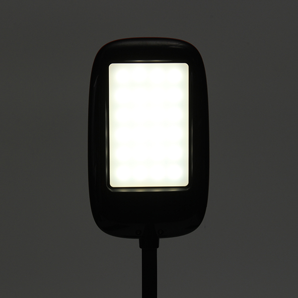 5W USB Rechargeable Dimmable Touch Controlled Eye Care LED Table Lamp 3 Lighting Modes Night Light