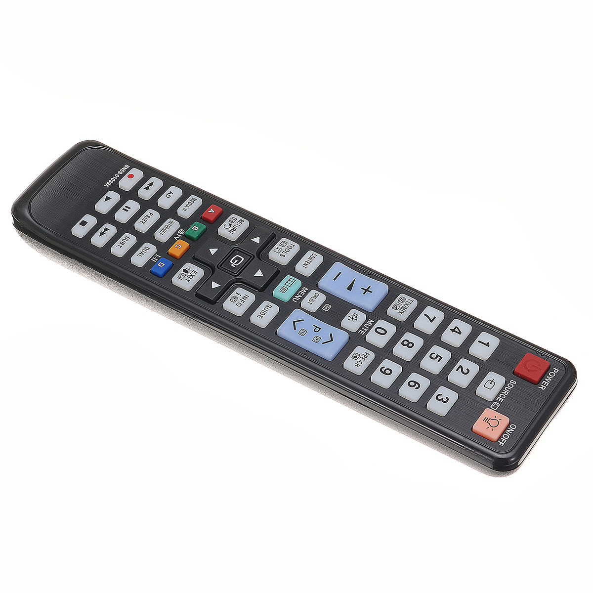 Black Replacement Remote Control Controller For Samsung BN59-01039A Smart LCD TV