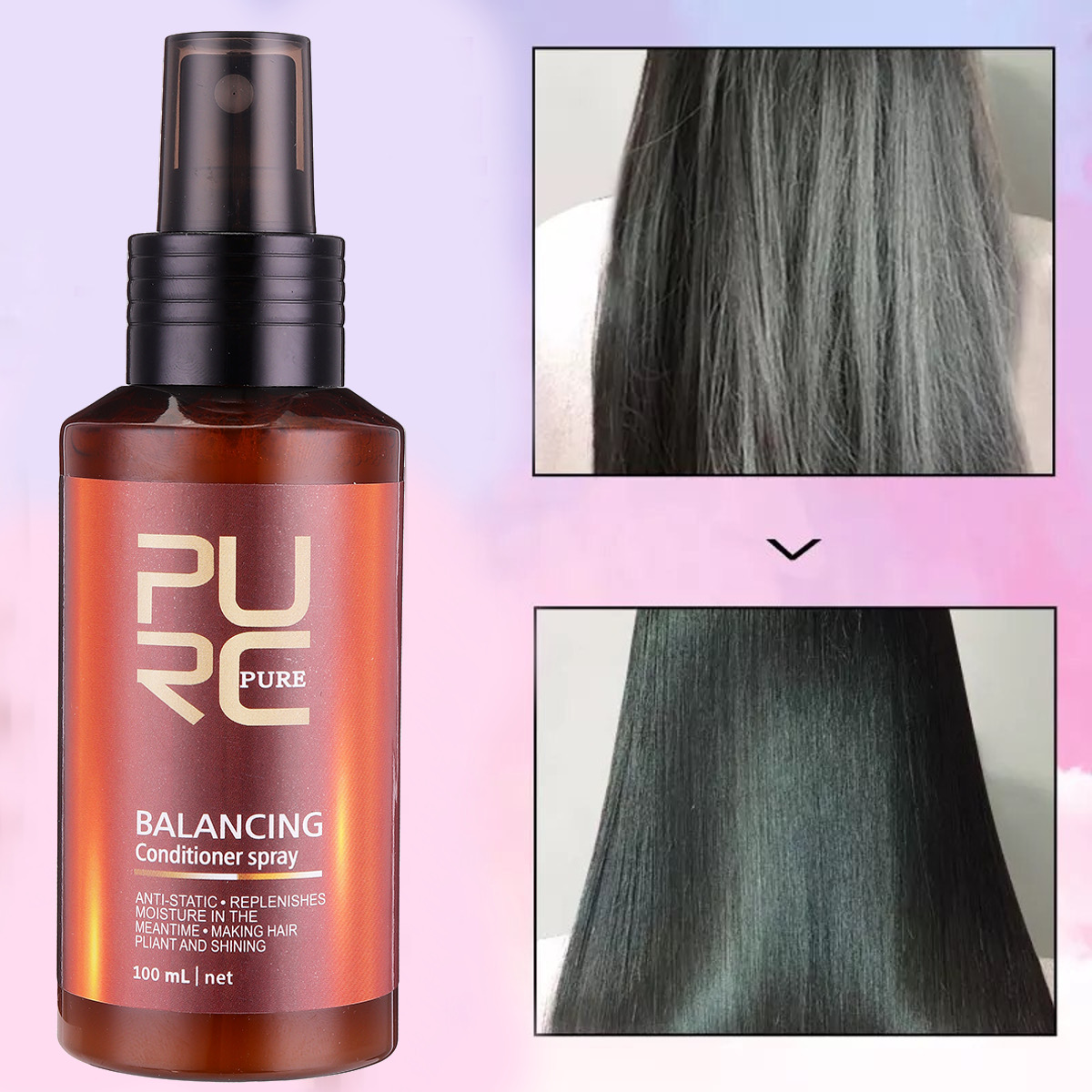 PURC Hair Balance Conditioner Spray