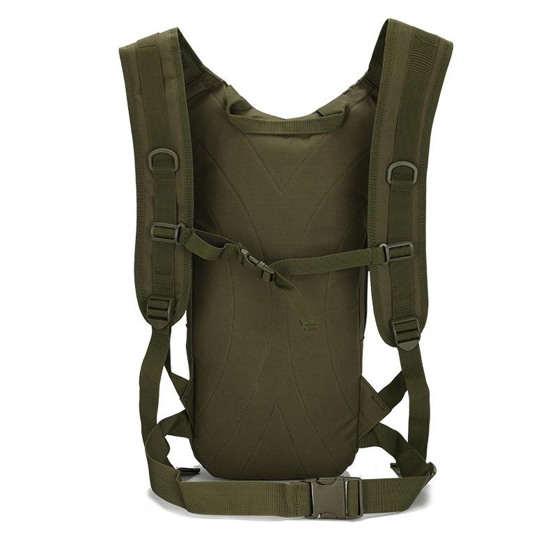 Waterproof Oxford Camouflage Tactical Backpack Shoulder Bag
