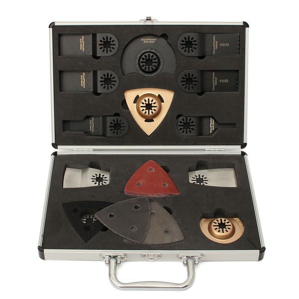 b17704c9 2d38 4e56 b2aa 6bb98fb3dd90 - 34pcs Saw Blades Case Set for Bosch Fein Makita Oscillating Multitool Oscillating Tools