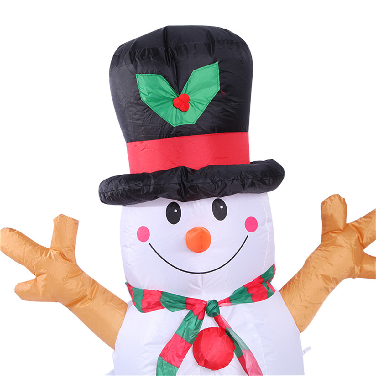 160cm LED Inflatable Snowman Christmas Indoor Outdoor Home Yard Party Decorations