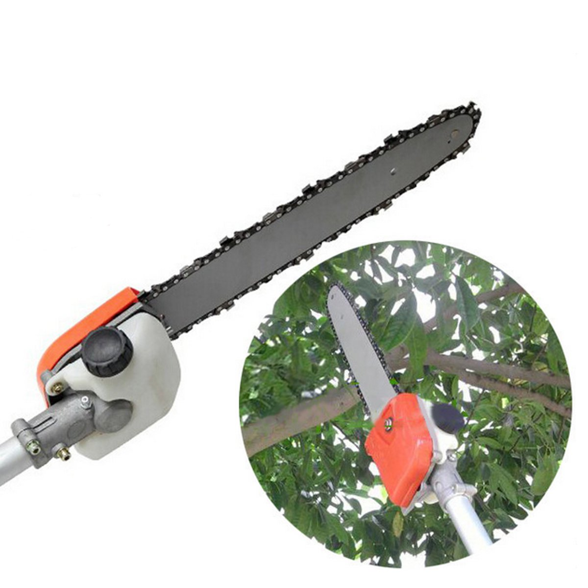28mm 9 Gears Pole Saw Chainsaw Gear Head Gearbox for Stihl Trimmer