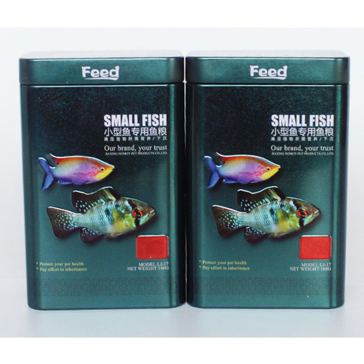 100g/Bag Aquarium Fish Feed Koi Shrimp Feeding Food Nutrition Sinking Pellet Fishing Lure