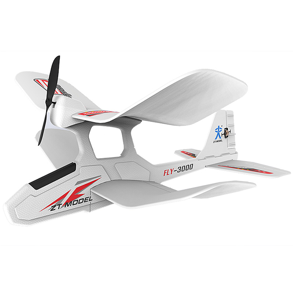 ZT MODEL Space Walker 325mm Wingspan 2.4G 2CH EPO Biplane RC Airplane RTF