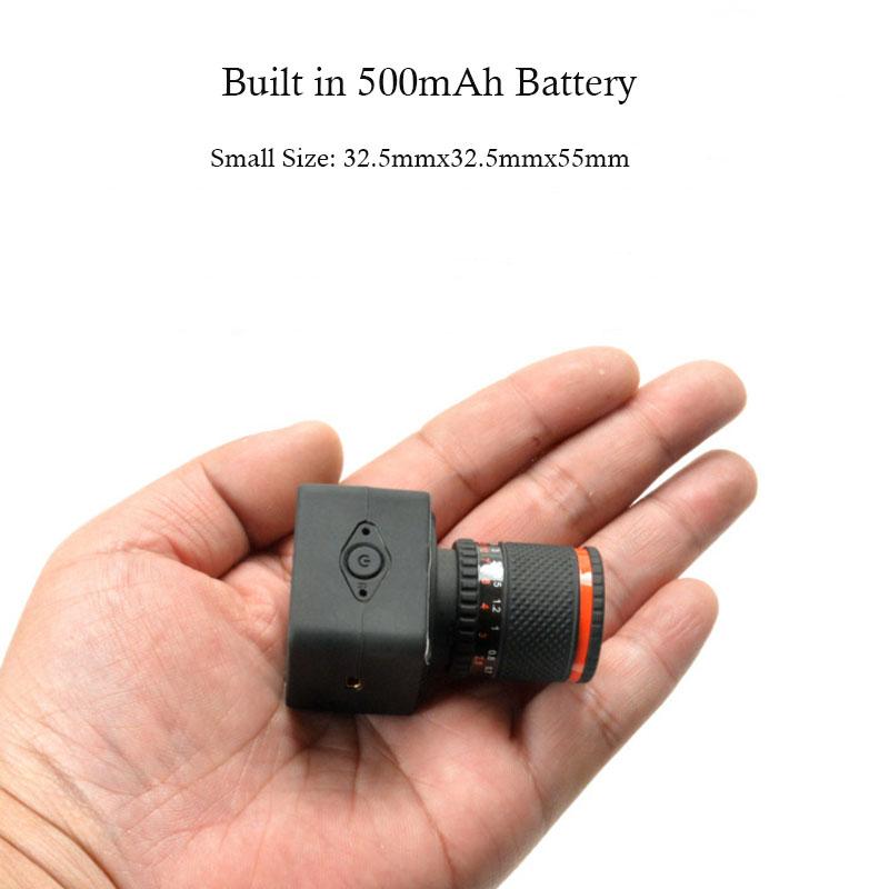 Y7 Mini 1080P APP Control Wireless P2P Camera Digital Binoculars WiFi Camcorder P2P 50X Zoom Camera