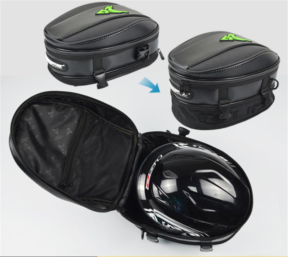 Motocentric Motorcycle Saddlebags Tank Bag Motocross Racing Tail Helmet Luggage