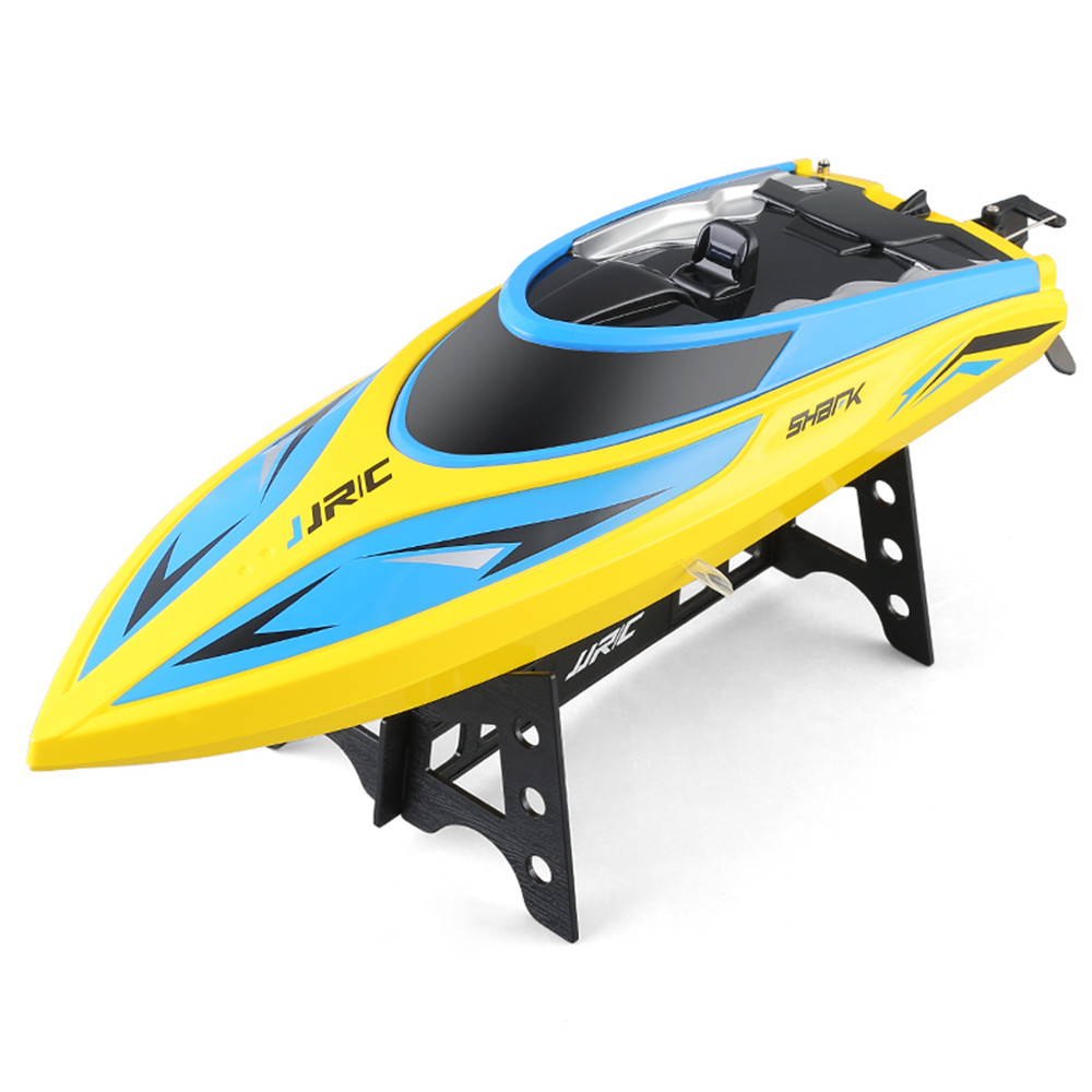 JJRC S2 Shark 2.4GHz 2CH 25KM/h High Speed Mini Racing RC Boat RTR