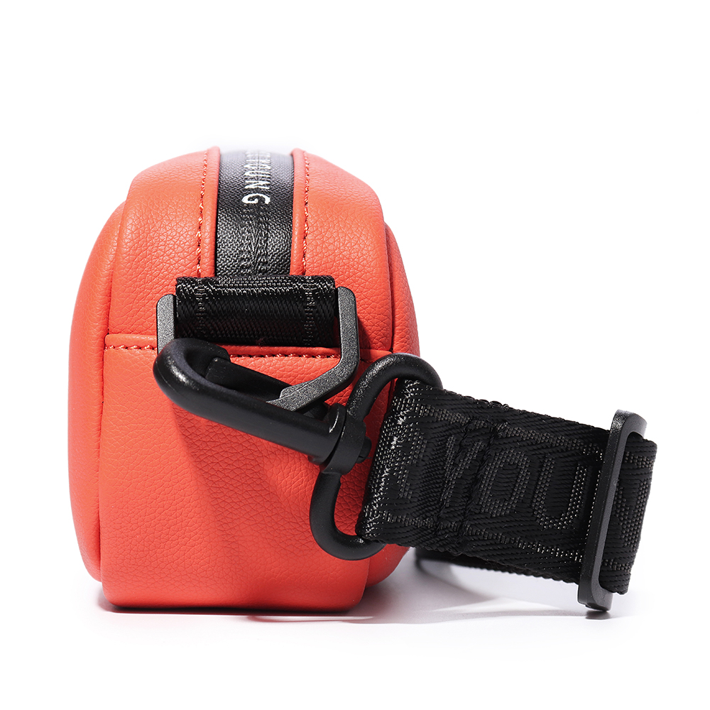 Women Solid Casual Sport Small Crossbody Bag Chest Bag
