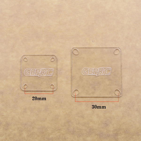 5 PCS Geprc 20x20mm Or 30.5x30.5mm Flight Controller ESC Insulation Plate Short Circuit Protection