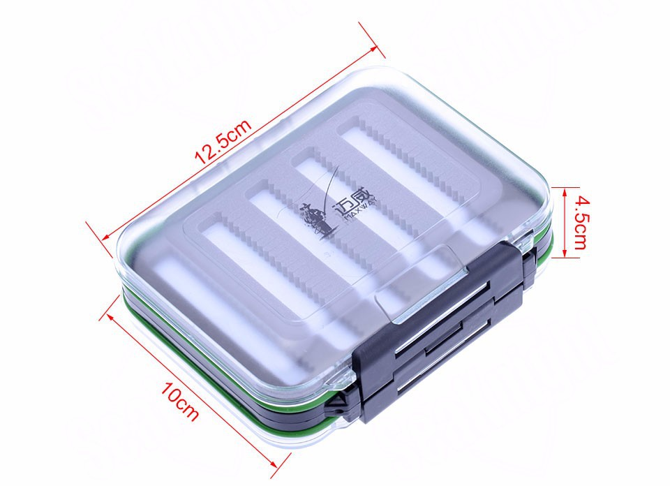 SeaKnight Double-faced Fly Fishing Lure Box Fishing Box Fishing Tackle