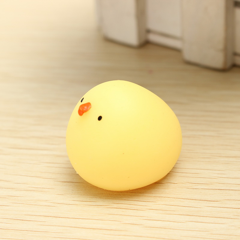 Fat Chicken Squishy Squeeze Cute Healing Toy Kawaii Collection Stress Reliever Gift Decor