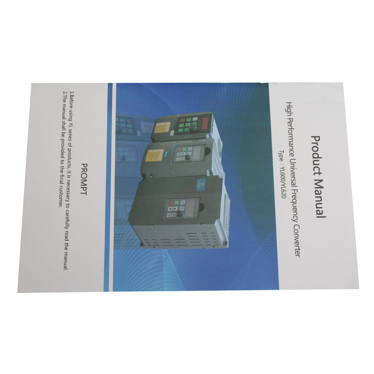 0.75kw Variable Frequency Inverter VFD Speed Control Built-in Filter Single Phase In Three Phase Out
