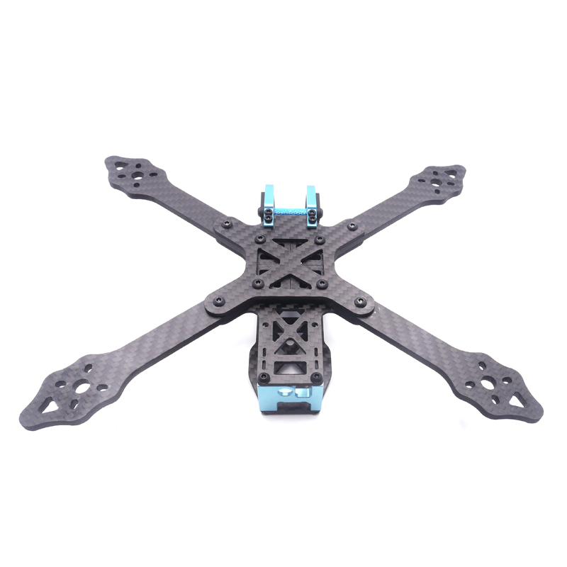 Hover 220mm Wheelbase X/H Structure 4mm Arm Carbon Fiber RC Drone FPV Racing Frame Kit