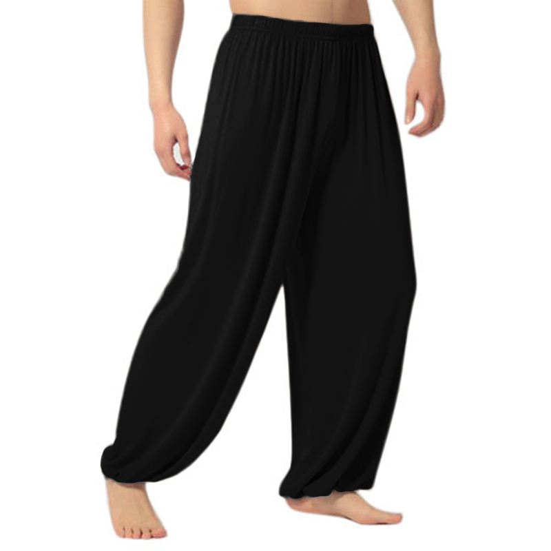 Unisex Loose Jogger Casual Breathable Sweatpants