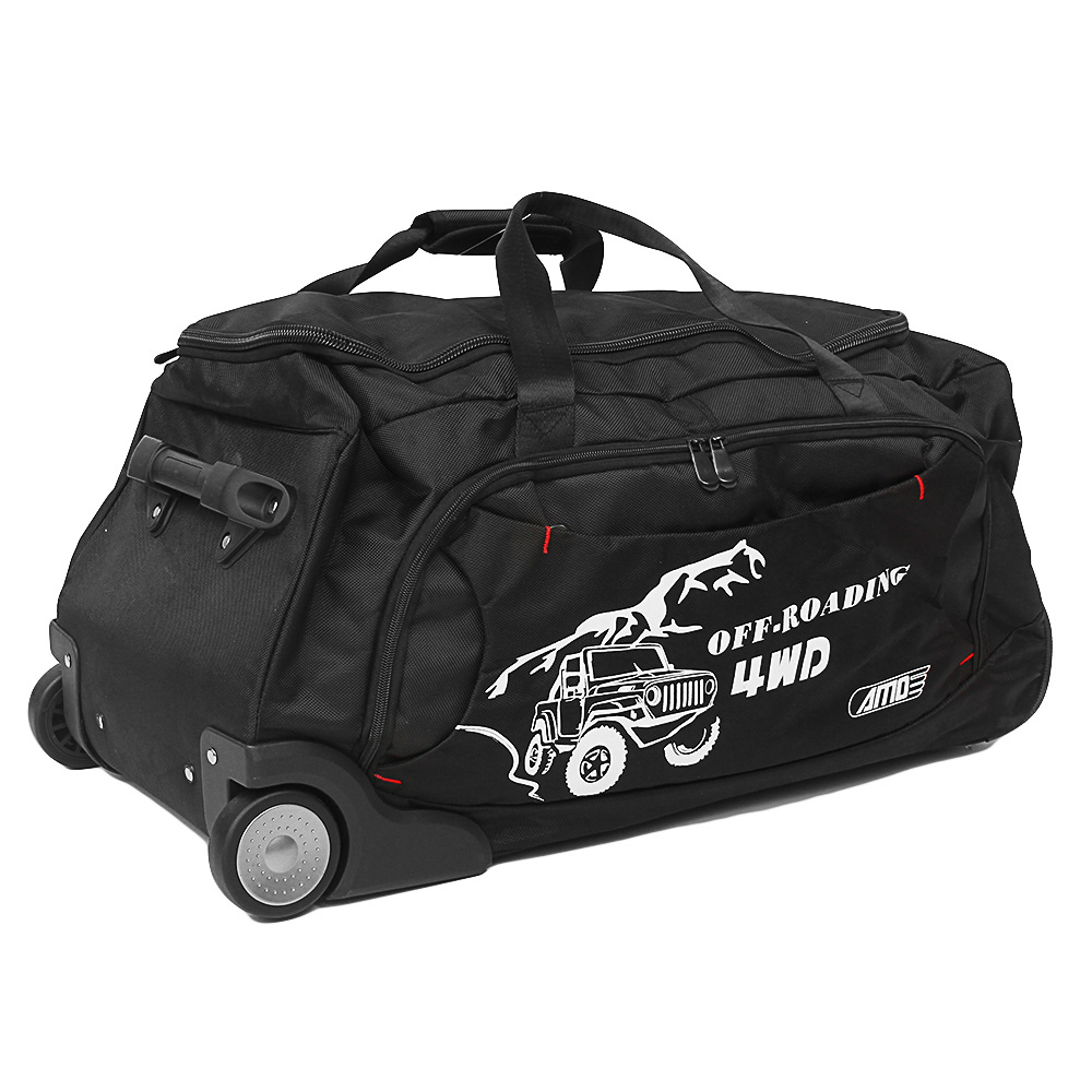 1/8 1/10 Trolley Bag For TRX4 RC Car Parts - Photo: 4