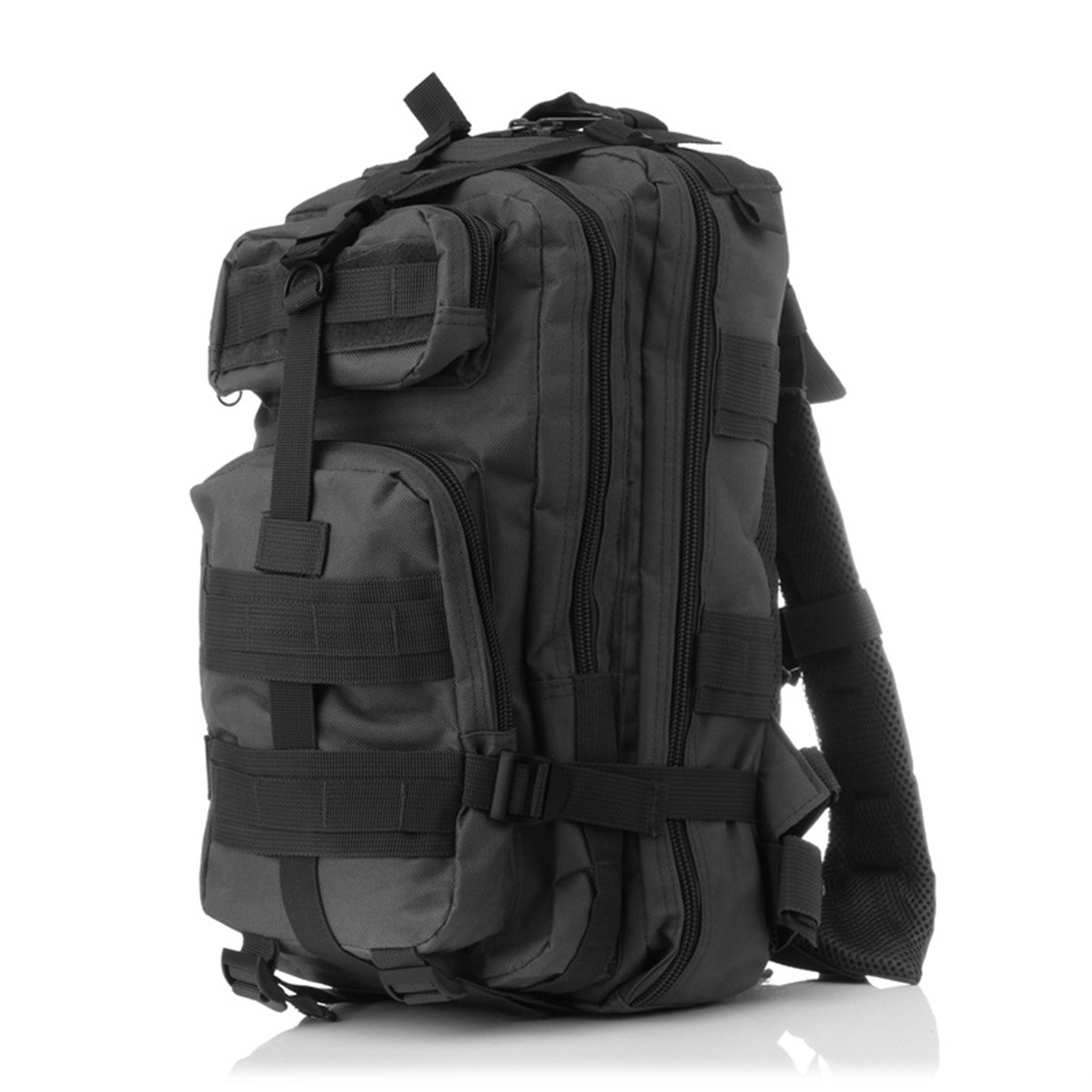 Outdoor Sports Camouflage Backpack Army Fan Hiking Shoulder Tactical Bag