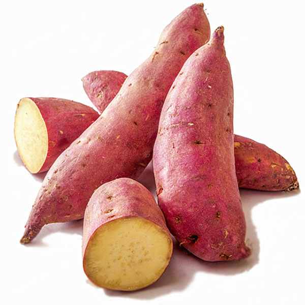 Egrow 20Pcs/Bag Sweet Potato Seeds Fresh Food Vegetable Farm Garden Plants Red Purple Potato Seed