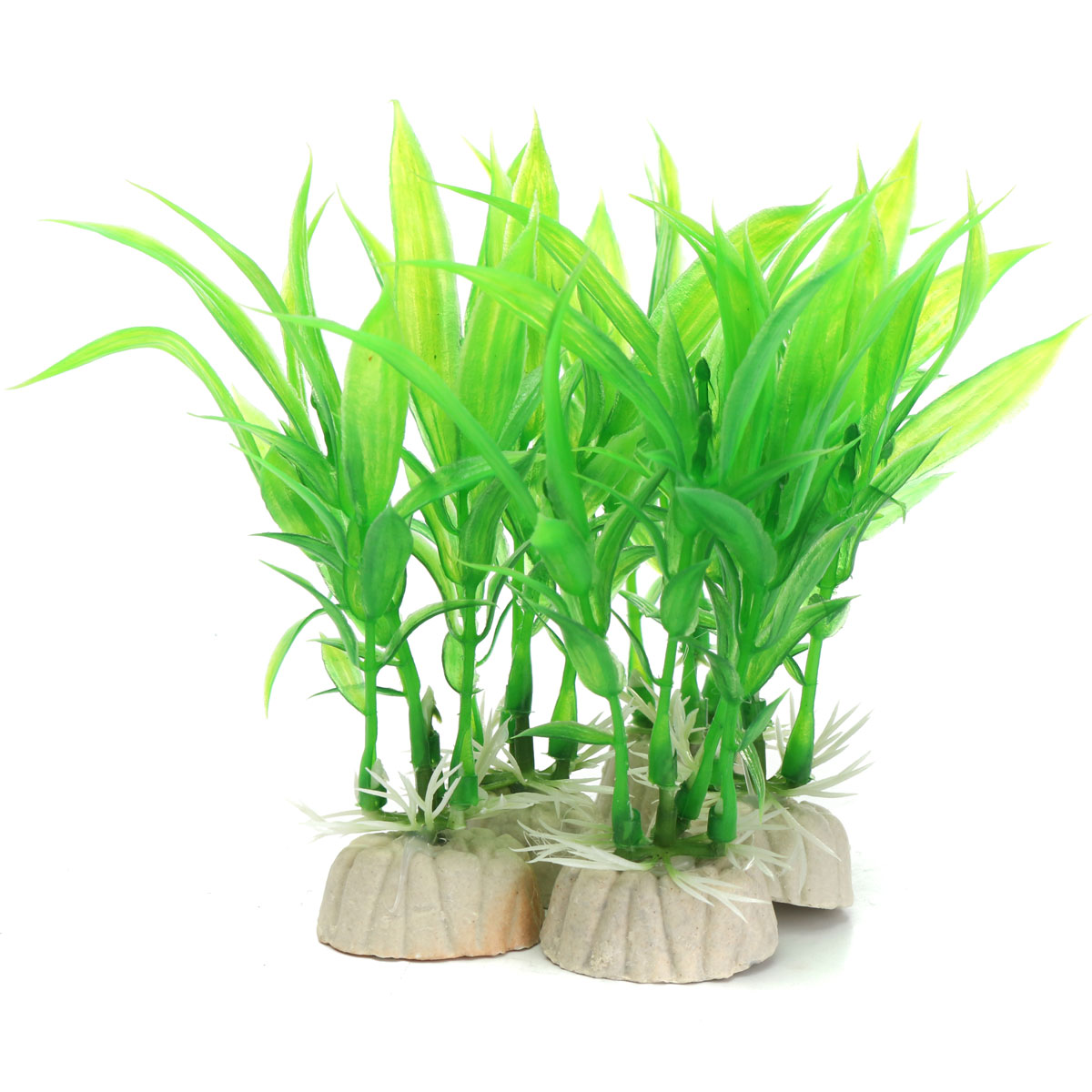 Water Weeds Plastic Simulation Grass Aquatic Plant Fish Tank Aquarium Decoration Ornament