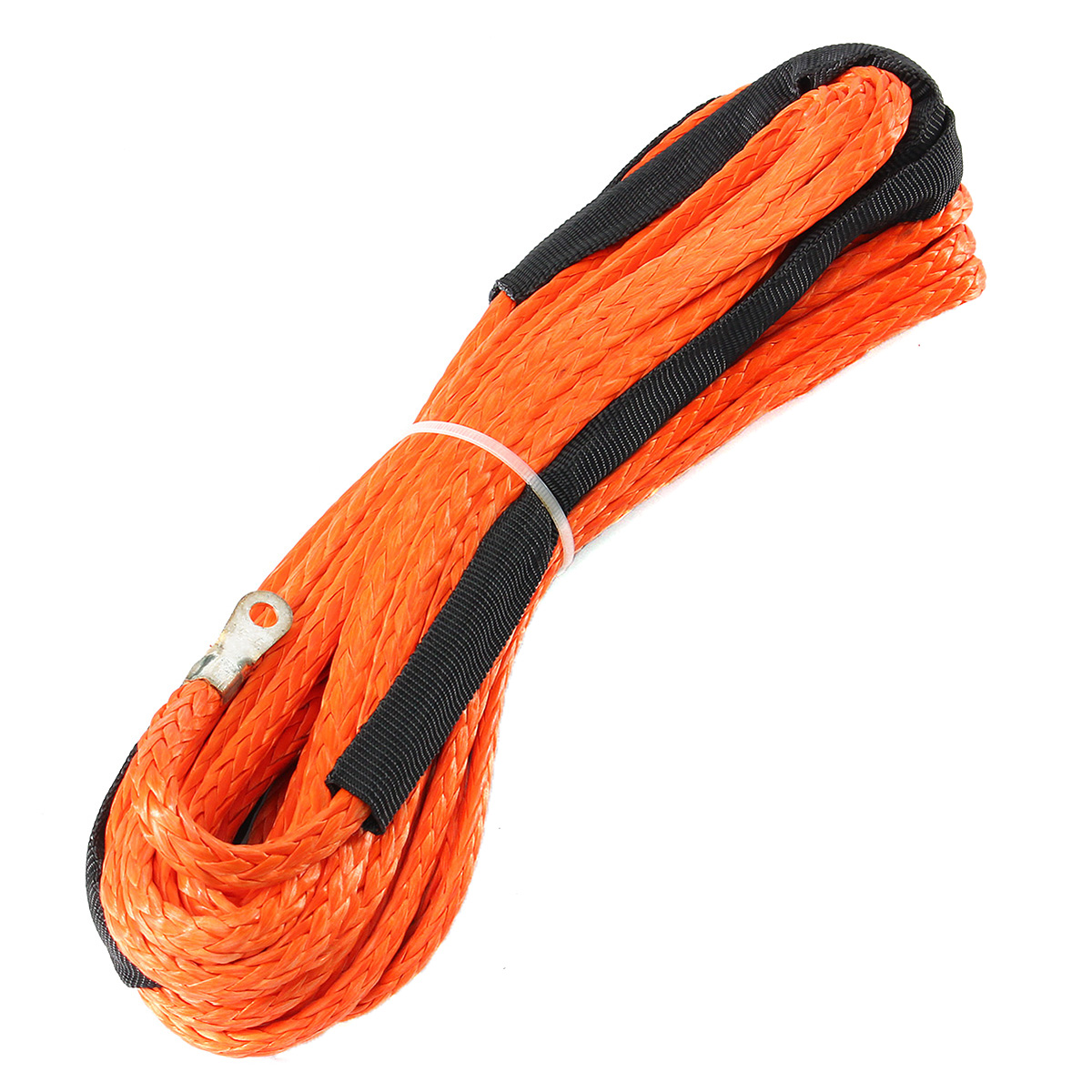 6mmX12m Synthetic Winch Line Cable Rope For Car 4X4 Off Road ATV UTV