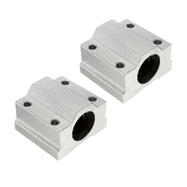 2pcs SC8UU SCS8UU 8mm Linear Motion Ball Bearing Slide Bushing Linear Bearing for CNC