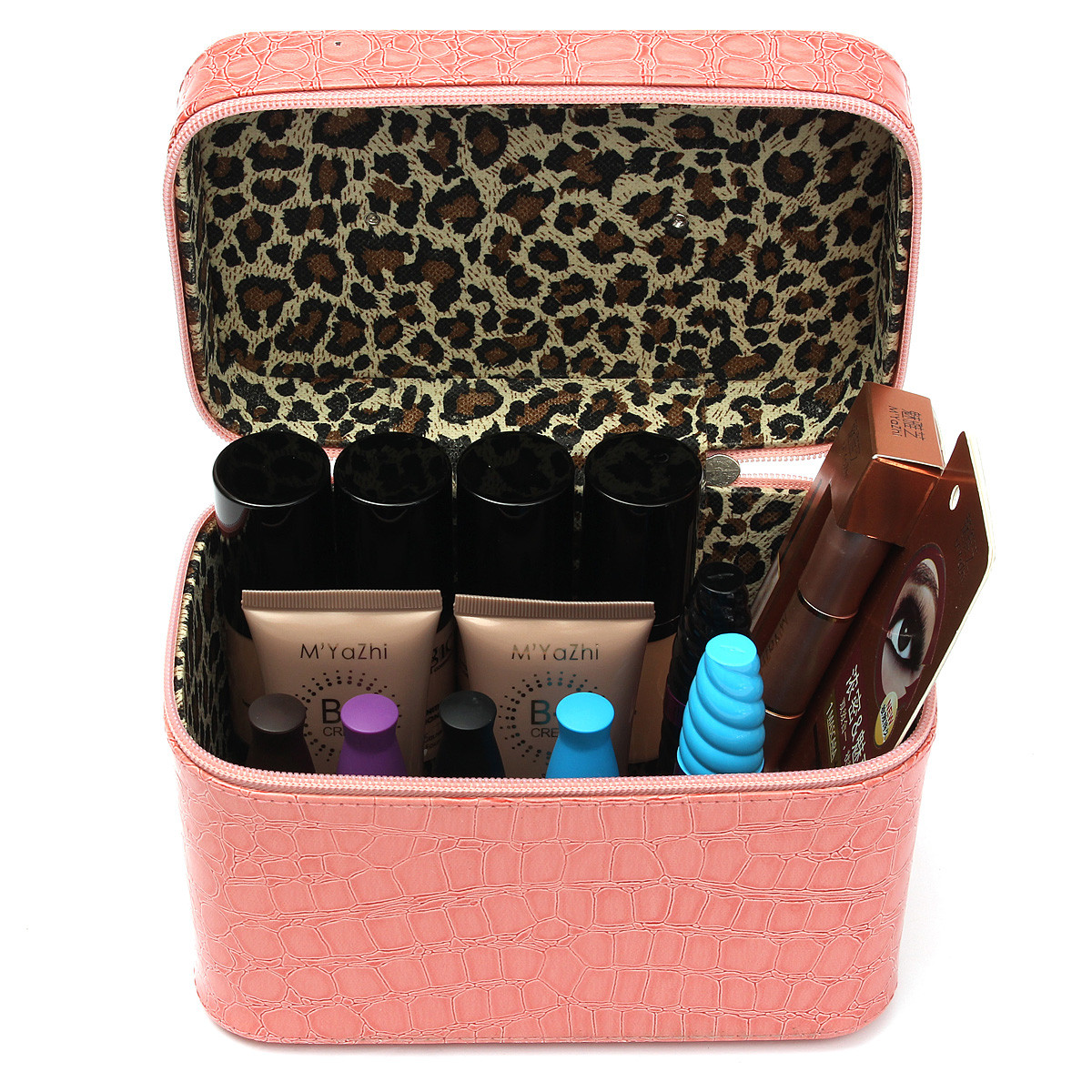 Pro Makeup Box Storage Bag Beauty Cosmetic Tools Organiser Case Holder