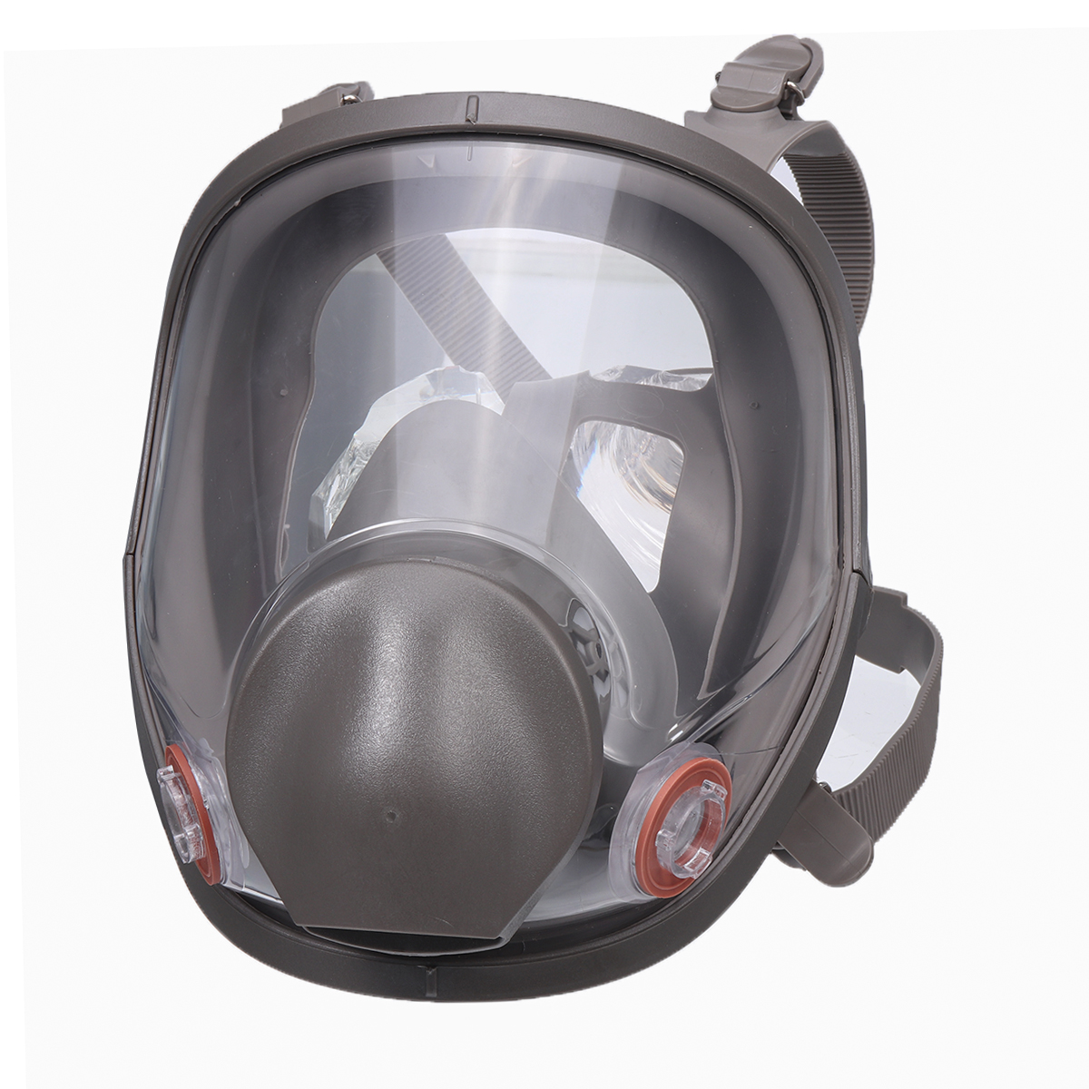 Eachine1 / Reusable 6800 Full Face Gas Mask Spraying Painting Respirator Silicone Facepiece