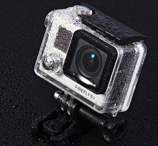 Hawkeye Firefly 6S 4K Camera Spare Part 30M Diving Waterproof Case