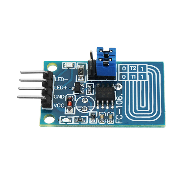 Capacitive Touch Dimmer Switch Module Constant Voltage LED Stepless Dimming PWM Control Board
