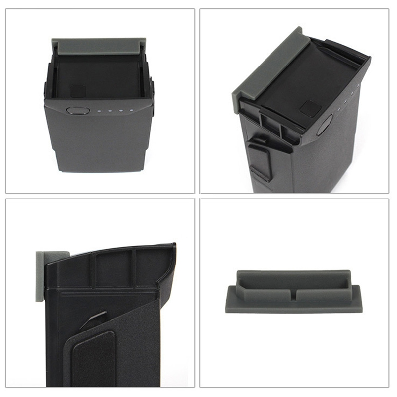 4Pcs Dust-proof Body Battery Terminal Charging Port Plug Protectors Cover for DJI Mavic Air RC Drone