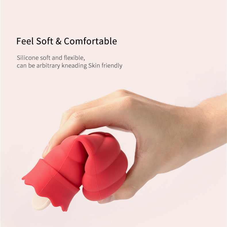 Creative Mini Silicone Microwave Heating Hot Water Bag with Knit Cover Warm Hand Bag Water Injection Hot Water Bottle Valentine Gifts