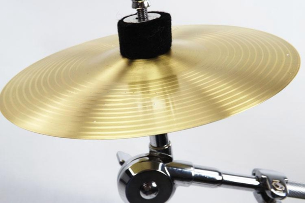 1PCS Brass Splash Crash Kide Hi-Hat Cymbal for Drum Set