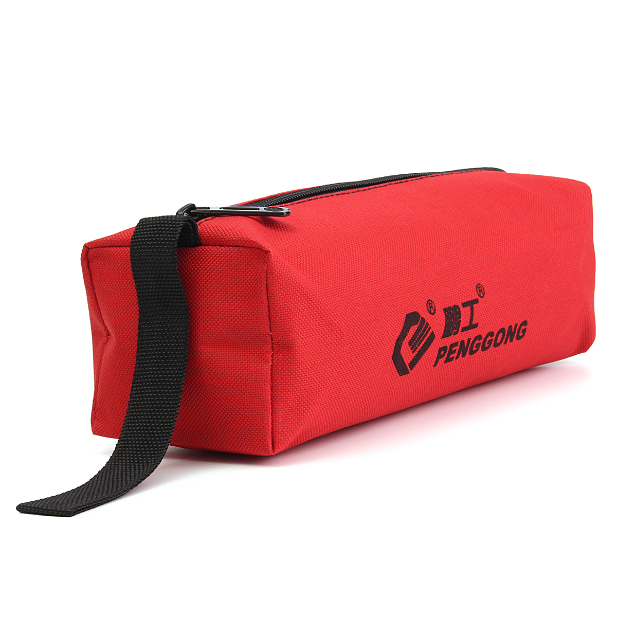 Multifunctional Storage Tools Bag Utility Bag Oxford Canvas for Small Metal Parts with Carrying Handles