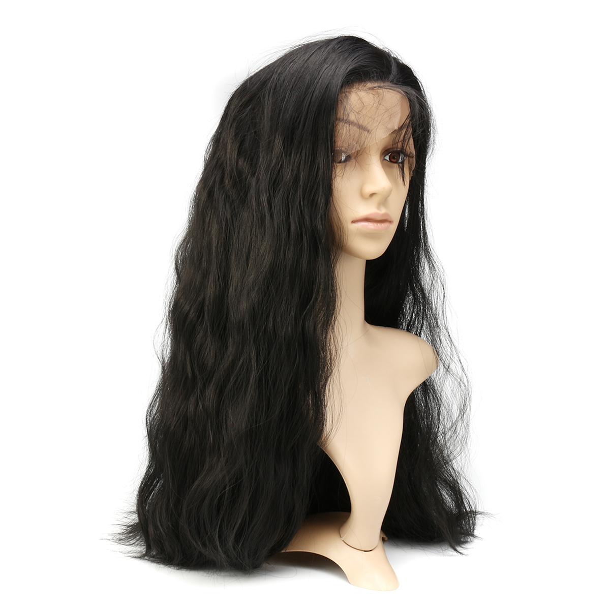 26 inch Black Women Curly Wig