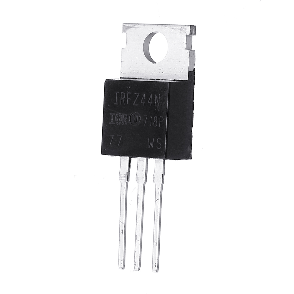 2Pcs IRFZ44N Transistor N-Channel International Rectifier Power Mosfet