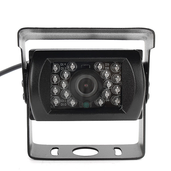 Bus Lorry IR 120 Degree Wide Angle Waterproof Rear View Night Camera+ 10m Video Cable