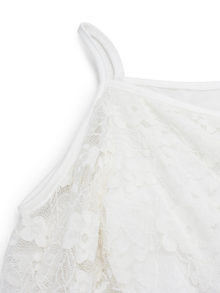 Sexy Women Off Shoulder Lace Dress
