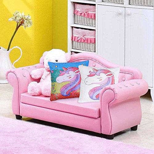 Rainbow Sequins Unicorn Cushion Cover 40x40cm Decorative Mermaid Pillow Case For Sofa Reversible Pi