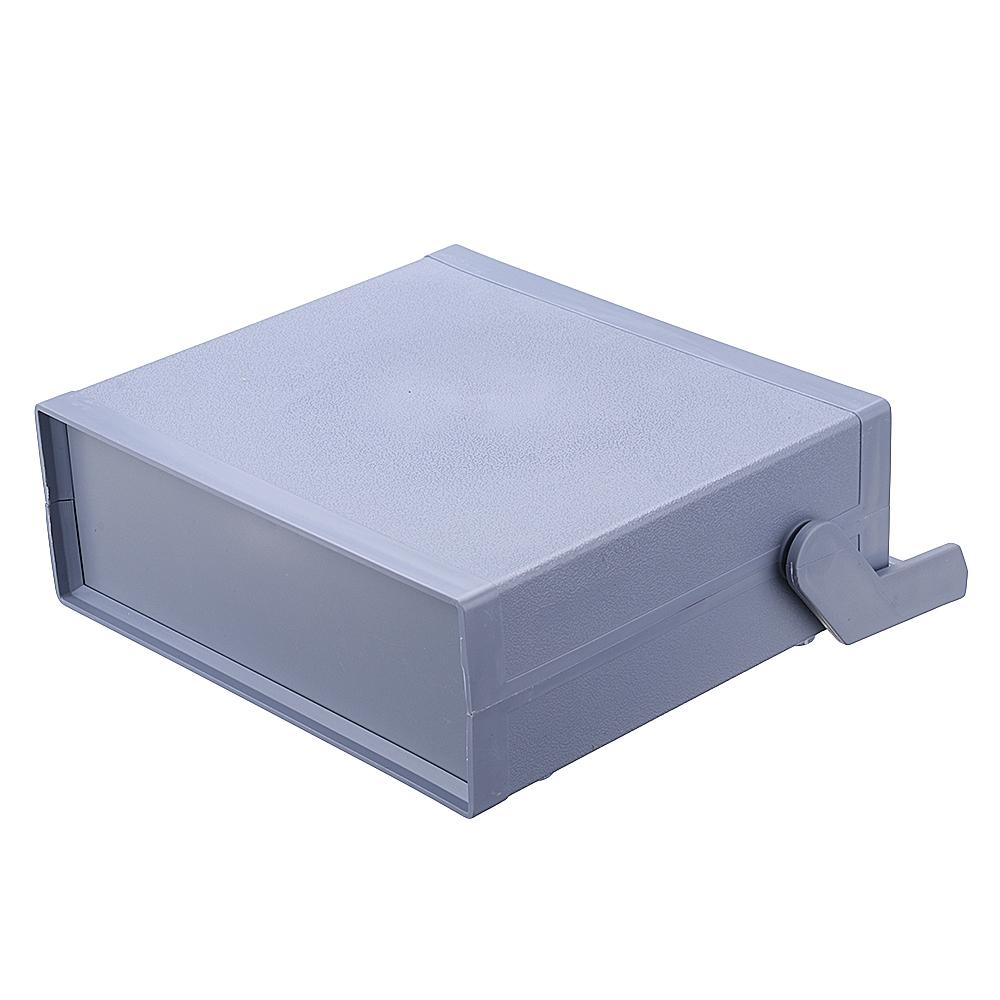 Electronic Plastic Shell Cartridge Handle Project Junction Case Desk Instrument 200x175x70mm