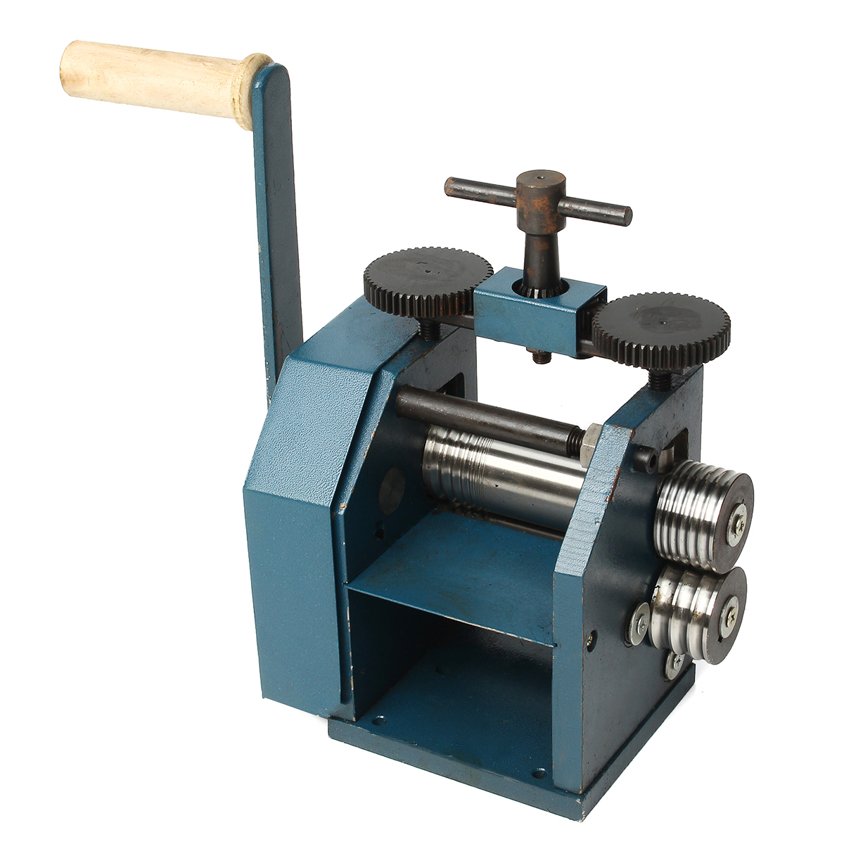 Combination Rolling Mill Rollers Manual Rolling Mill Machine Jewelry Press Tool