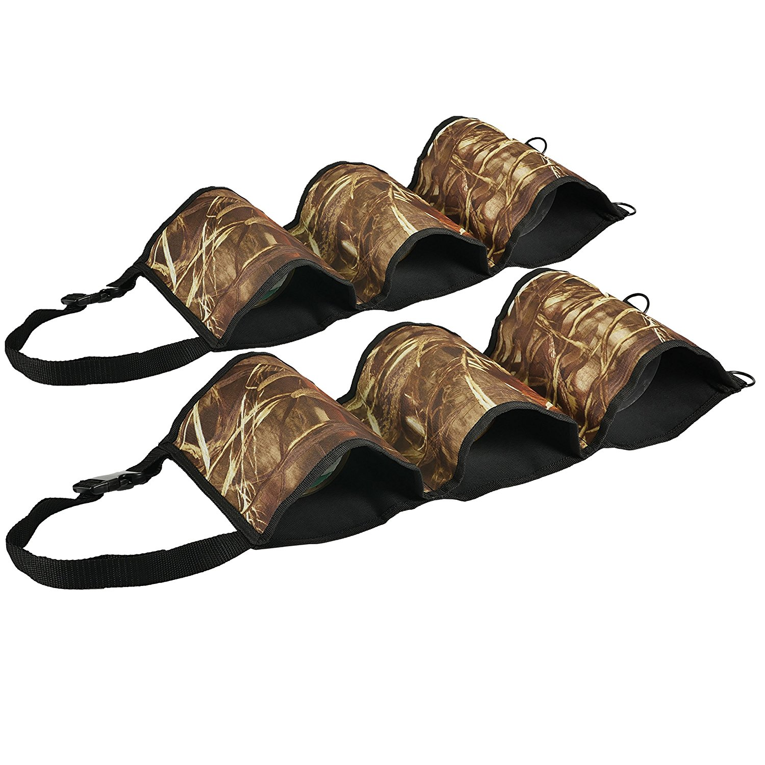 Hunting Slingshot Gun Camouflage Suspension Bag For Front Seat Back Car Holster