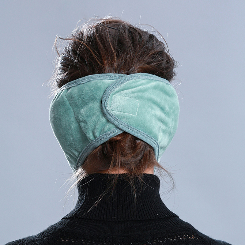 Anti Dust Thickened Stretched Earmuffs Windproof Mouth Mask