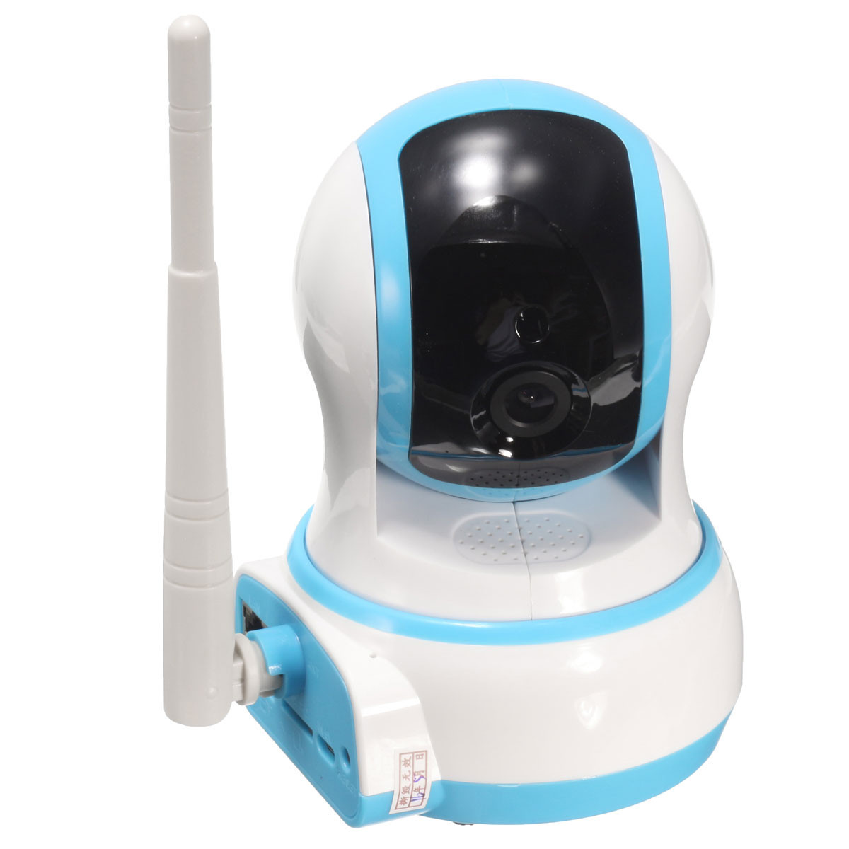 Wireless WiFi 720P HD Network CCTV Monitor Night Vision Home Security IP Camera