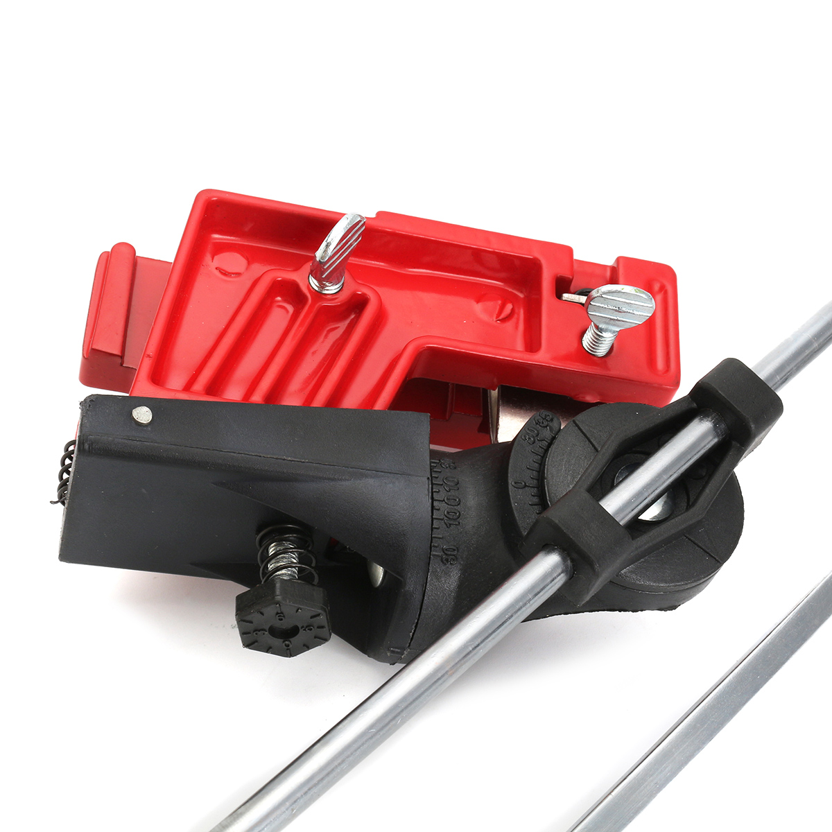 Chainsaw Clamp On Chain Sharpener Manual Grinding Small Guide For All Brands